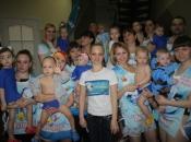 Пятые городские соревнования по грудничковому плаванию в Челябинске